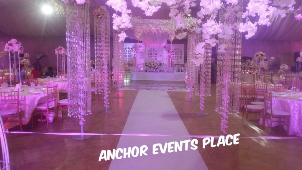 Anchor Events Place