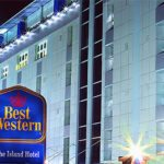 BEST WESTERN THE ISLAND HOTEL. Plot 1228, Ahmadu Bello Way, Bar Beach