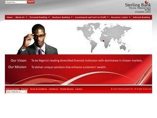 Sterling Bank Plc. 68, Opebi, Ikeja, Lagos, Nigeria